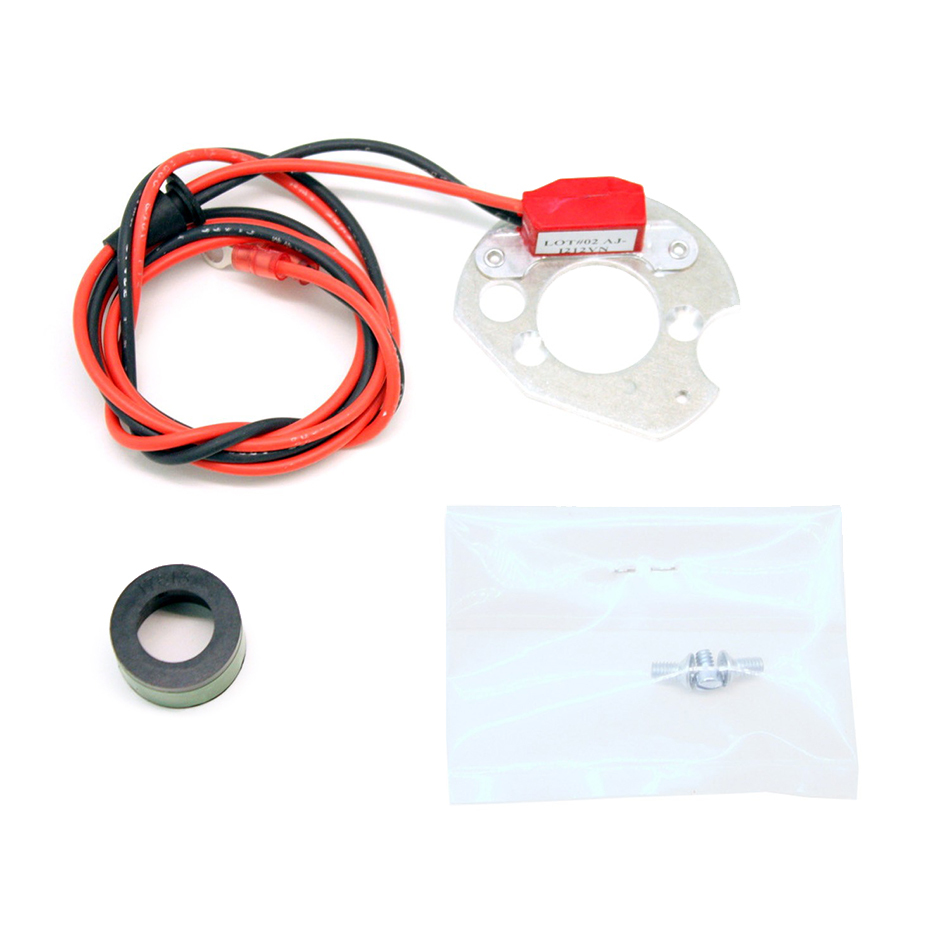 Pertronix Ignition 91761 Ignition Conversion Kit, Ignitor II, Points to Electronic, Magnetic Trigger, Hitachi 6-Cylinder, Kit