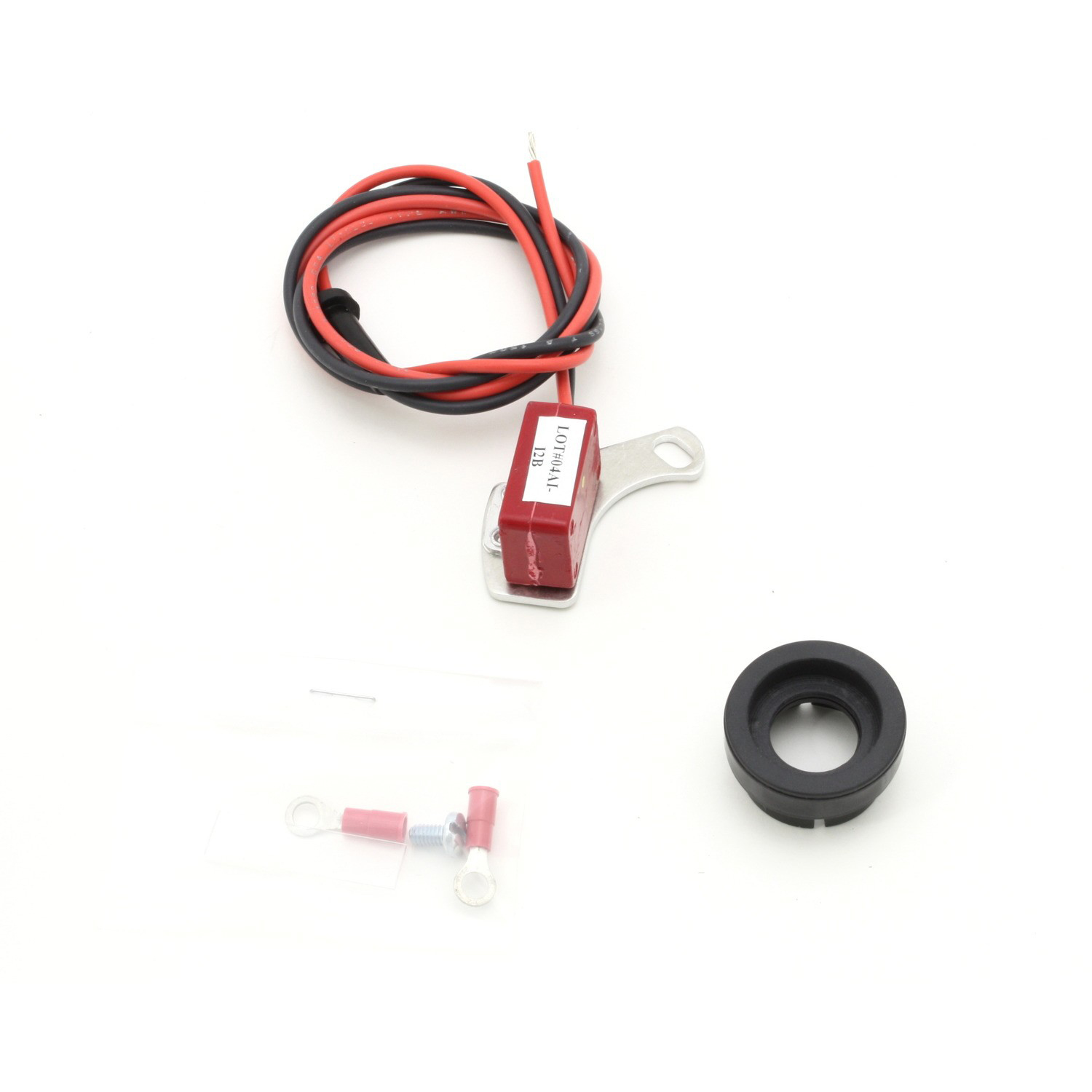 Pertronix Ignition 9AC-181 Ignition Conversion Kit, Ignitor II, Points to Electronic, Magnetic Trigger, Accel 8-Cylinder, Kit