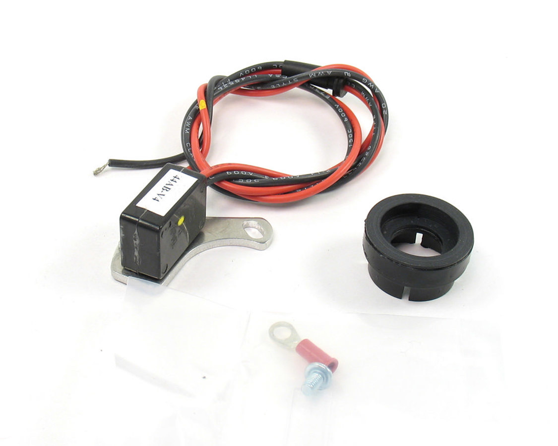 Pertronix Ignition AC-181 Ignition Conversion Kit, Ignitor, Points to Electronic, Magnetic Trigger, Accel V8 Distributors, Kit