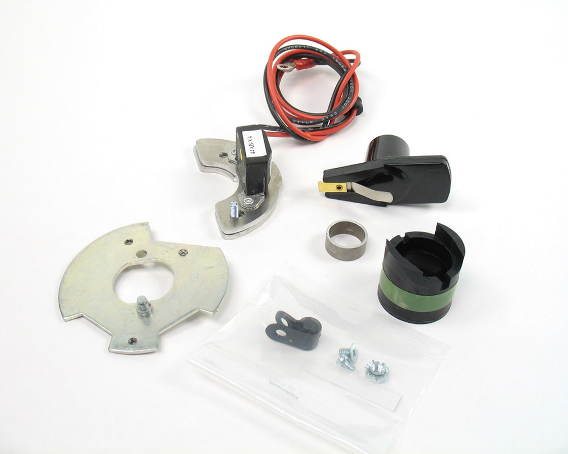 Pertronix Ignition CH-161 Ignition Conversion Kit, Ignitor, Points to Electronic, Magnetic Trigger, Mopar 6-Cylinder, Kit