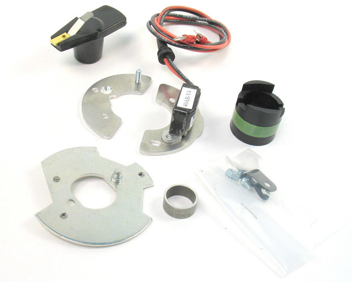 Pertronix Ignition CH-181 Ignition Conversion Kit, Ignitor, Points to Electronic, Magnetic Trigger, Mopar V8, Kit