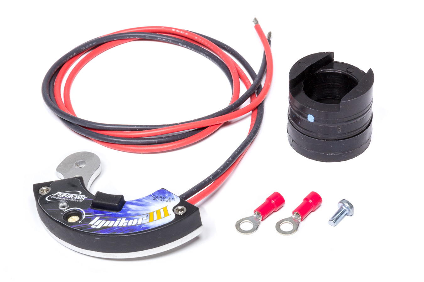 Pertronix Ignition D7500702 Ignition Control Module, Ignitor III, Pertronix L/H Rotation V8 Billet Distributors, Each