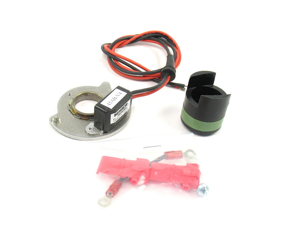 Pertronix Ignition FO-181 Ignition Conversion Kit, Ignitor, Points to Electronic, Magnetic Trigger, Ford / Lincoln / Mercury V8, Kit