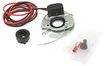 Pertronix Ignition LU-143A Ignition Conversion Kit, Ignitor, Points to Electronic, Magnetic Trigger, Various 4-Cylinder Distributors, Kit
