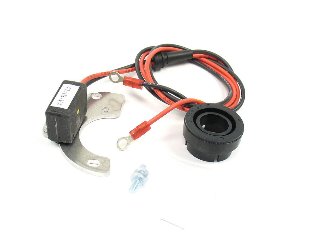 Pertronix Ignition MC-181 Ignition Conversion Kit, Ignitor, Points to Electronic, Magnetic Trigger, Mercruiser 8-Cylinder, Kit