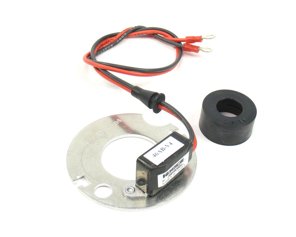 Pertronix Ignition ML-141C Ignition Conversion Kit, Ignitor, Points to Electronic, Magnetic Trigger, Mallory 8-Cylinder Distributors, Kit