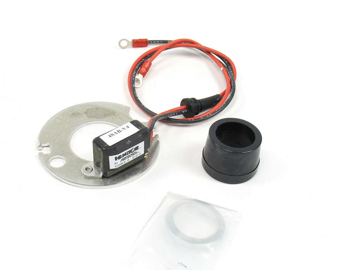 Pertronix Ignition ML-181 Ignition Conversion Kit, Ignitor, Points to Electronic, Magnetic Trigger, Various 8-Cylinder Applications, Kit