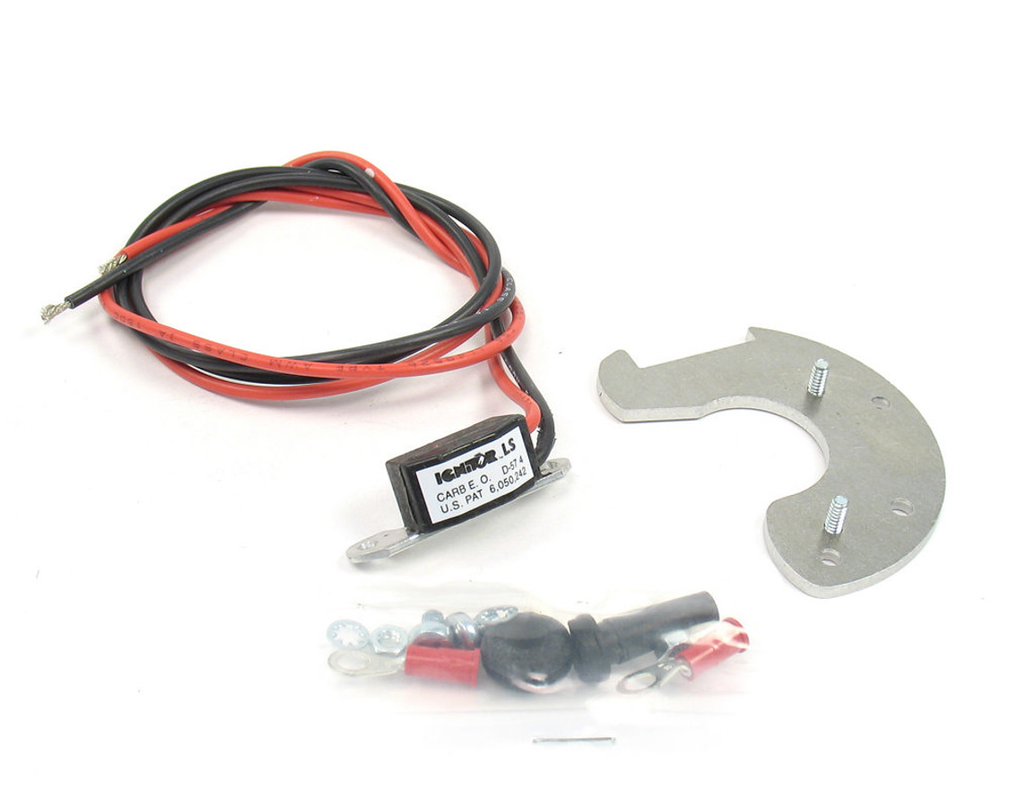 Pertronix Ignition MR-LS2 Ignition Conversion Kit, Ignitor, Points to Electronic, Magnetic Trigger, Various 4-Cylinder Applications, Kit