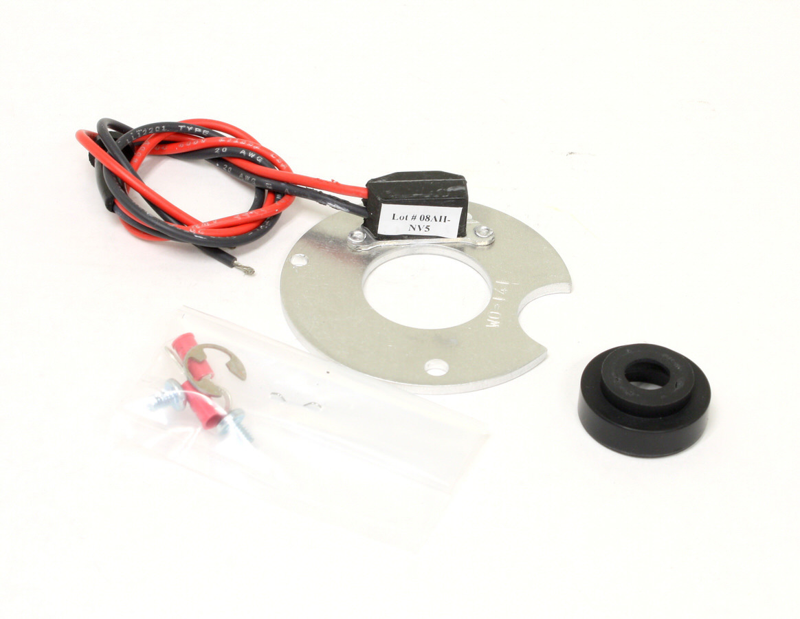 Pertronix Ignition WO-141 Ignition Conversion Kit, Ignitor, Points to Electronic, Magnetic Trigger, Wico 4-Cylinder Distributors, Kit