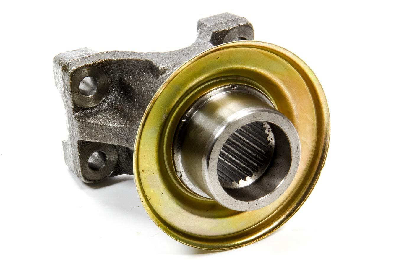 Precision Shaft Technologies 100011 Pinion Yoke, Steel, 28 Spline, Natural, 1310 U-Joint, Ford 9 in, Each