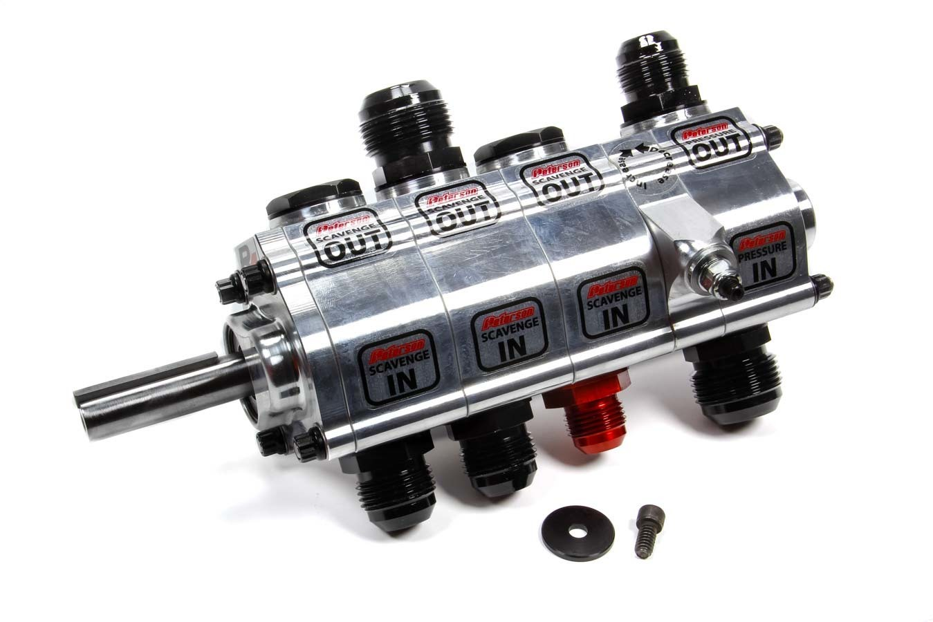 Pump 4 Stage SBC/BBC LS