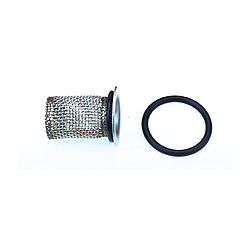 Peterson Fluid 09-0411 Oil Filter Element, Stainless Screen, Peterson 8 AN Scavenge Filters, Each