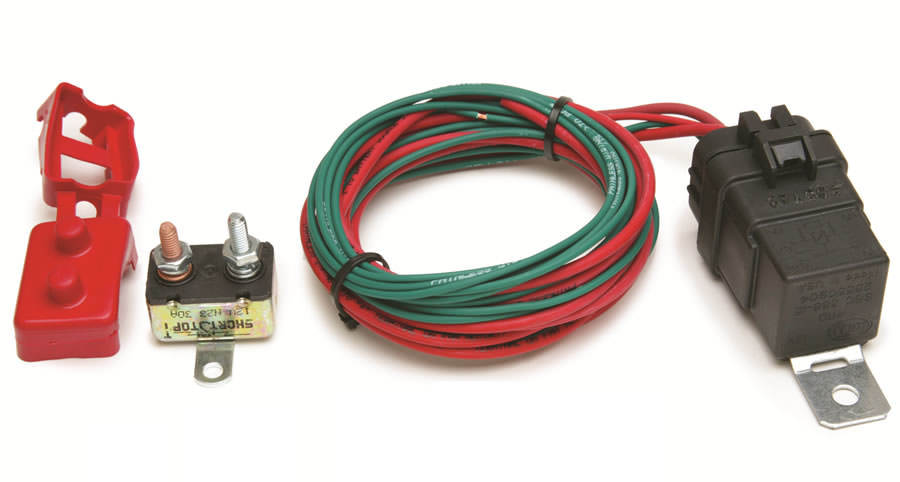 Painless Wiring 30717 Manifold Heater Relay, Circuit Breaker / Relay Included, Jeep CJ 1983-86, Kit