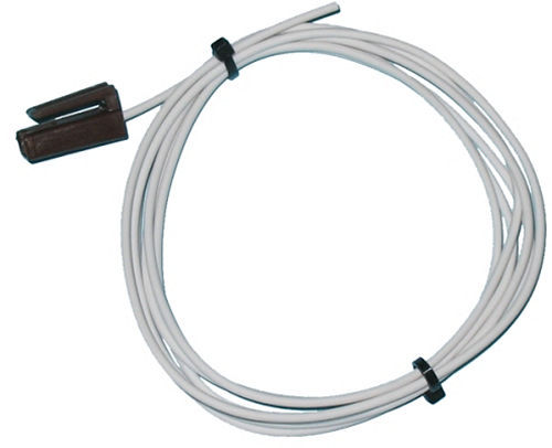 Painless Wiring 30813 Wire Terminal, Tachometer, 6 ft Wire, Plastic, Black, GM HEI Distributor, Each