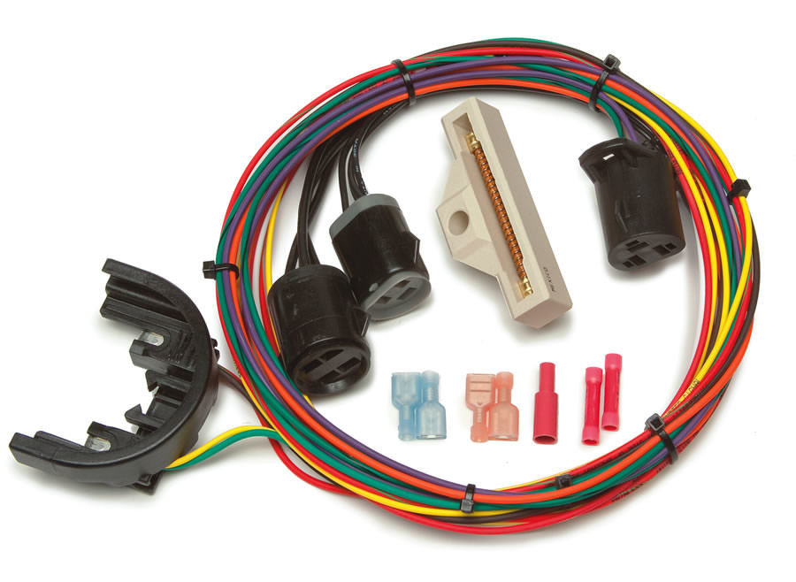 Painless Wiring 30819 Ignition Wiring Harness, Jeep Duraspark II, 6 and 8 Cylinder Models, Each