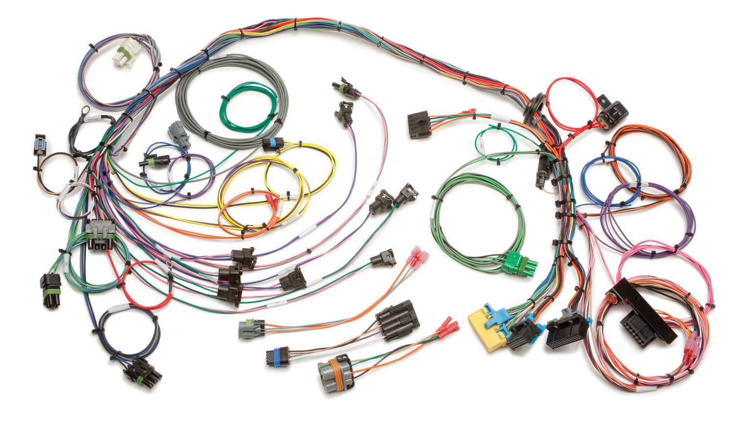 Painless Wiring 60103 EFI Wiring Harness, GM TPI Injection 1990-92, Small Block Chevy, Kit
