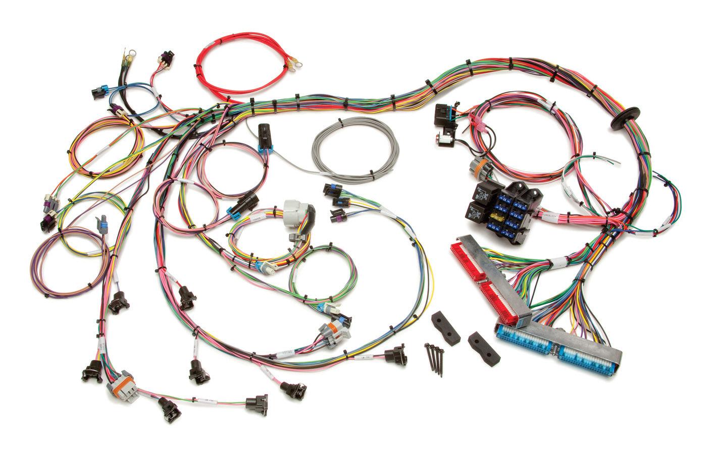 Painless Wiring 60508 EFI Wiring Harness, GM LS-Series 1998-2002, Kit