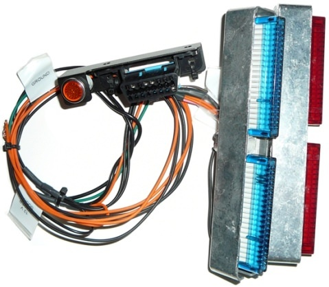 Painless Wiring 60550 Data Transfer Cable, Benchtop Flash, PCM to OBD-II Port, GM LS-Series, Each