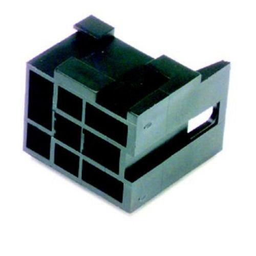 Painless Wiring 80133 Relay Socket, Single Relay, Plastic, Black, Each