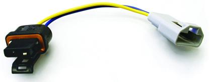 Powermaster 140 Alternator Pigtail, Adapter, 10SI to CS130D Alternator, Each