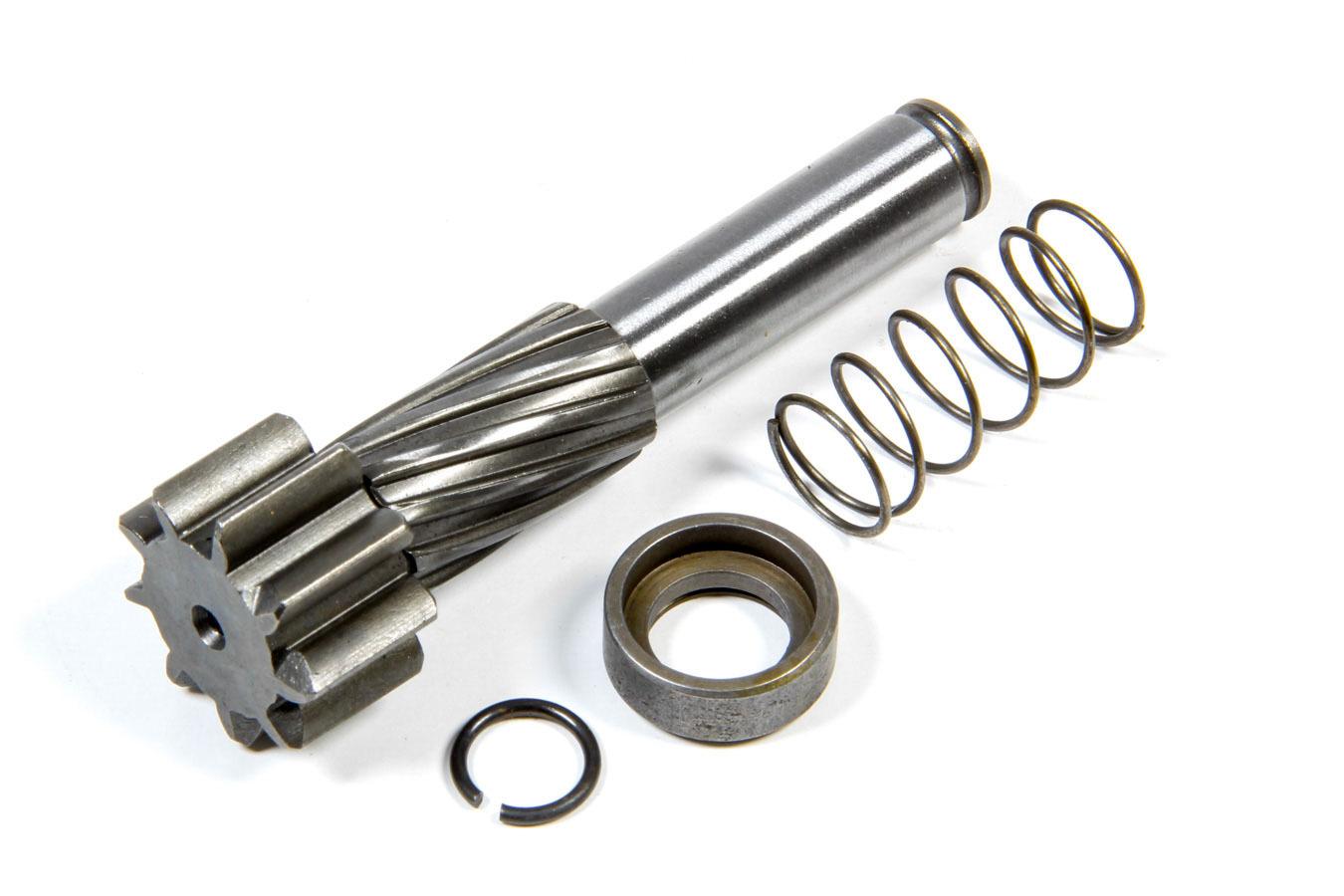 Powermaster 603 Starter Pinion Gear Kit, Cap / Clip / Pinion Gear / Return Spring, Powermaster PowerMax Plus Hitachi Starters, Kit