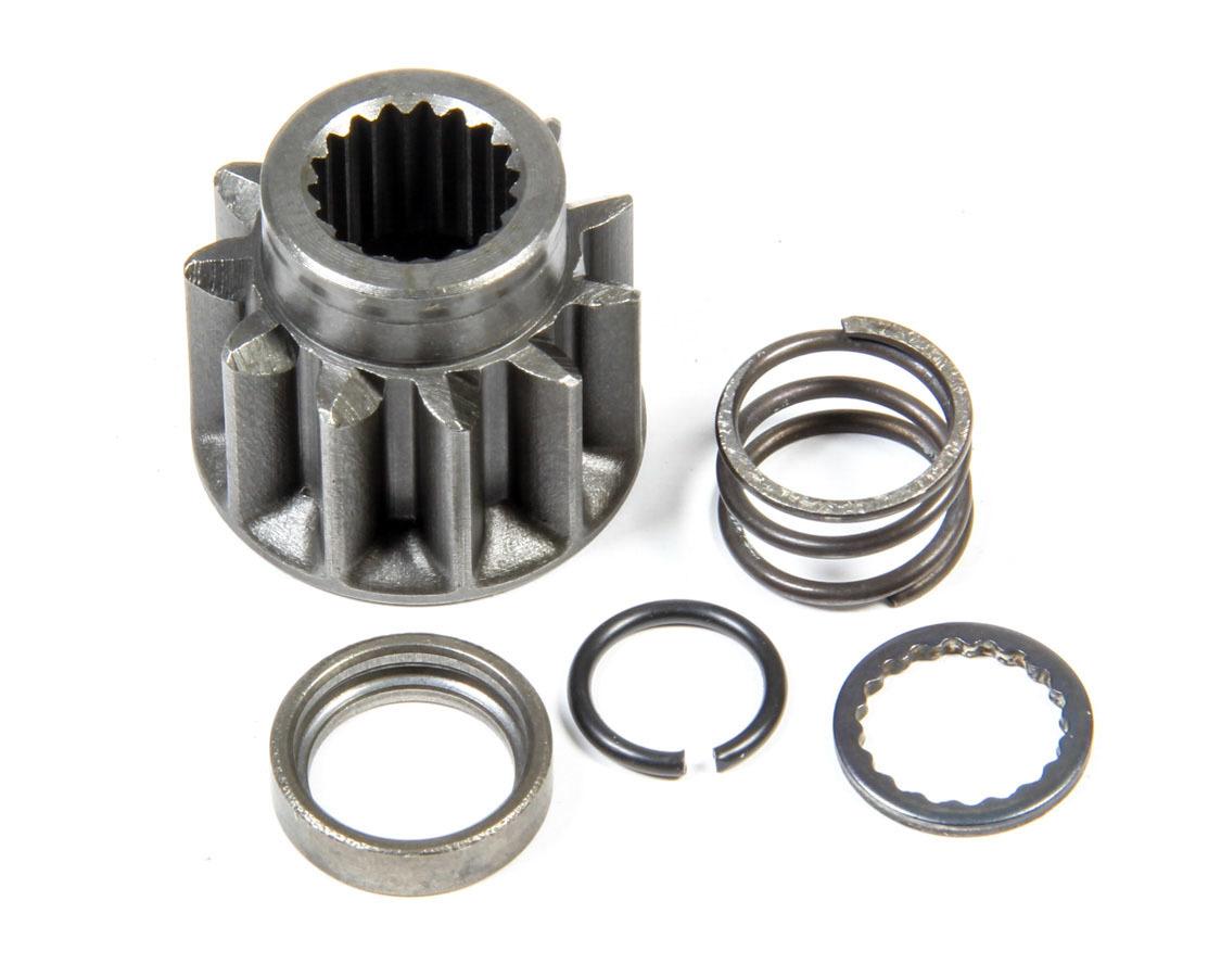 Powermaster 604 Starter Pinion Gear Kit, Cap / Clip / Pinion Gear / Return Spring, Powermaster Denso Style 11 Tooth Starters, Kit