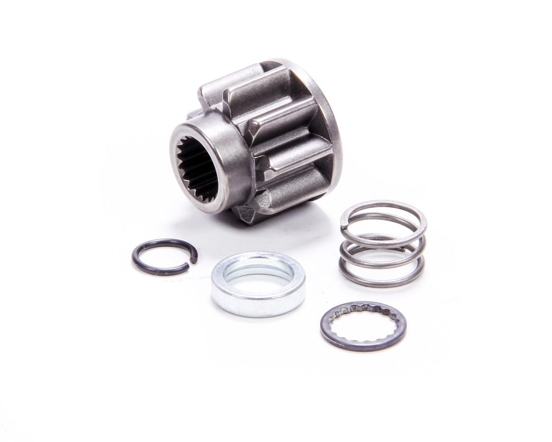 Powermaster 611 Starter Pinion Gear Kit, Cap / Clip / Pinion Gear / Return Spring, Powermaster Bert / Brinn 9 Tooth Starters, Kit