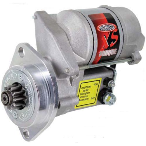 Powermaster 9501 Starter, XS Torque, 4.4:1 Gear Reduction, Natural, Buick Nailhead, Each
