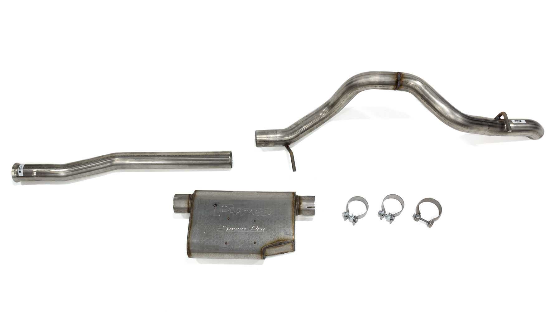 18- Jeep JL High Ground Clearance Exhaust System
