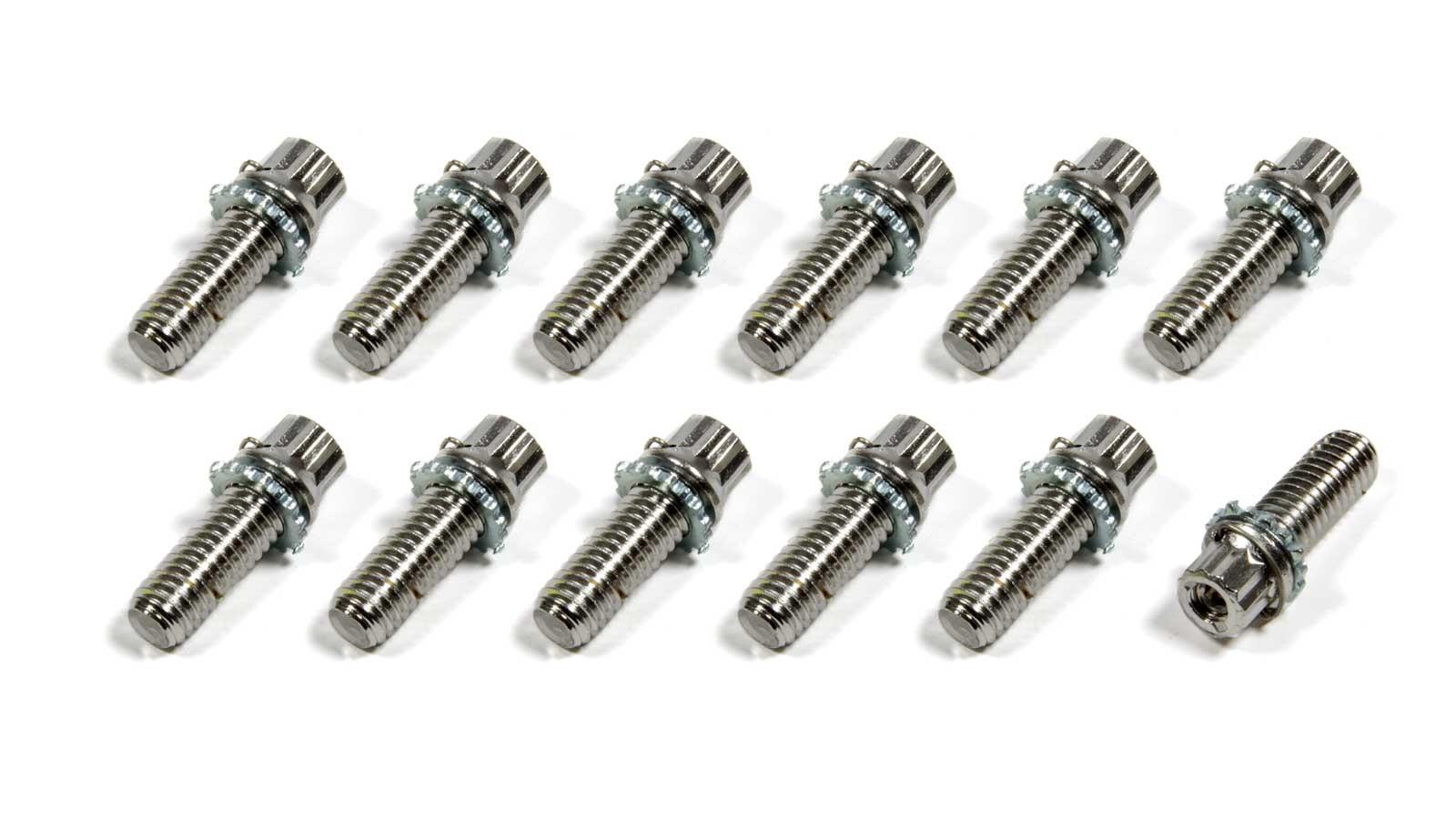 Vibe-Lock SS Bolt Kit 3/8-16 x 1 12pk