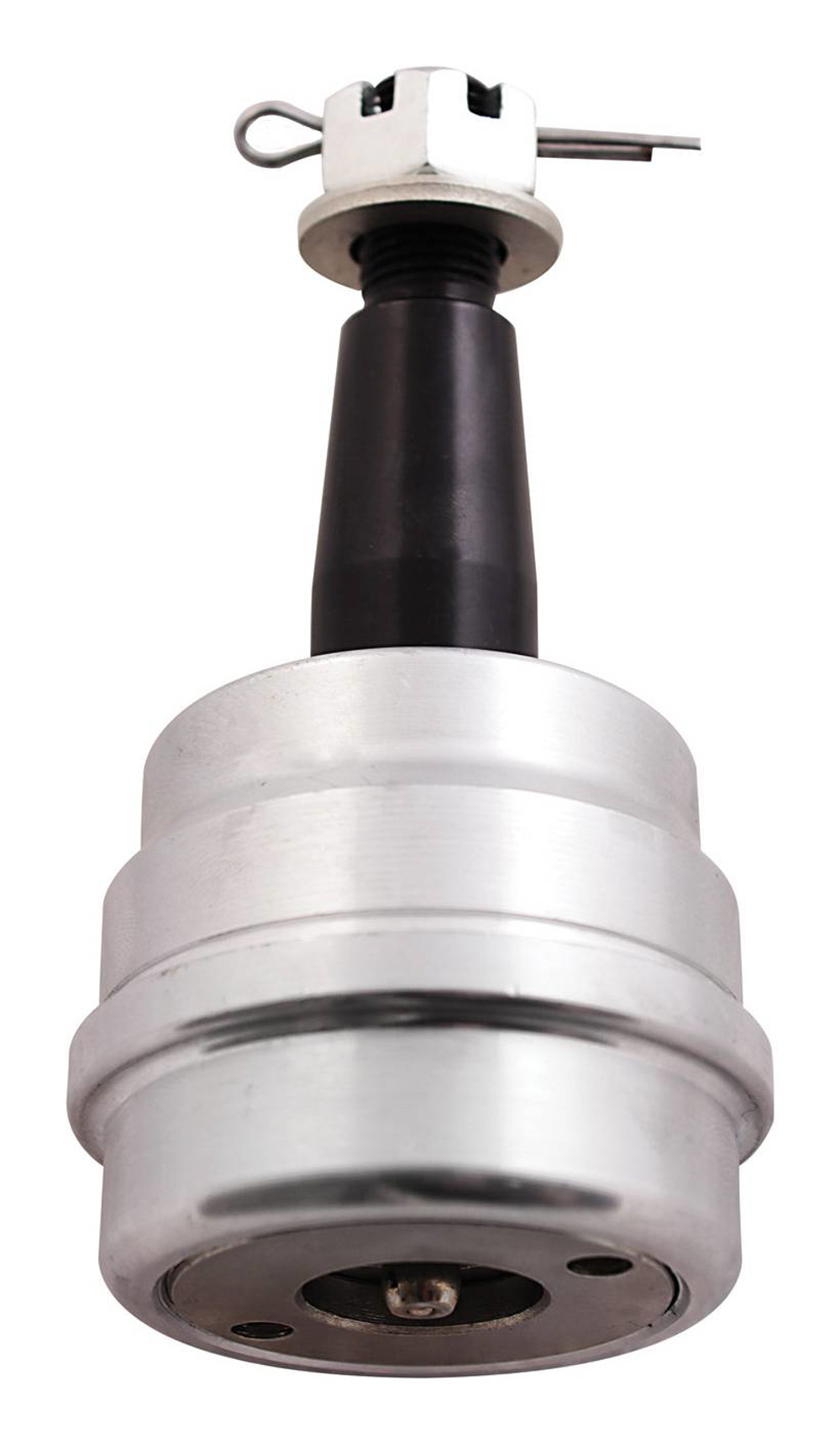 QA1 1210-110 Ball Joint, Greasable, Lower, Press-In, 1.500 in/ft Taper, 3.396 in Stud, 1/2-20 in Thread, Steel, Each