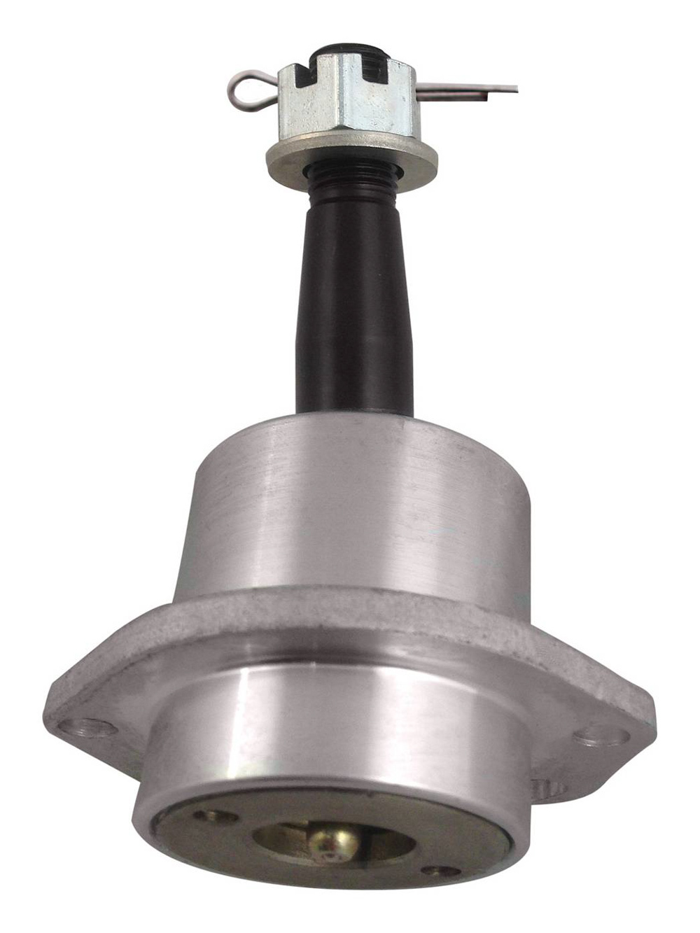 QA1 1210-205B Ball Joint, Greasable, Upper, Bolt-In, 2.000 in/ft Taper, 4.093 in Stud, 1/2-20 in Thread, Steel, Each