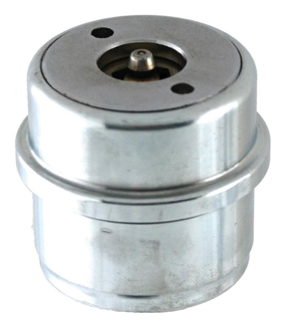 QA1 1210-508 Ball Joint Housing, Lower, Press-In, Steel, Zinc Oxide, Each