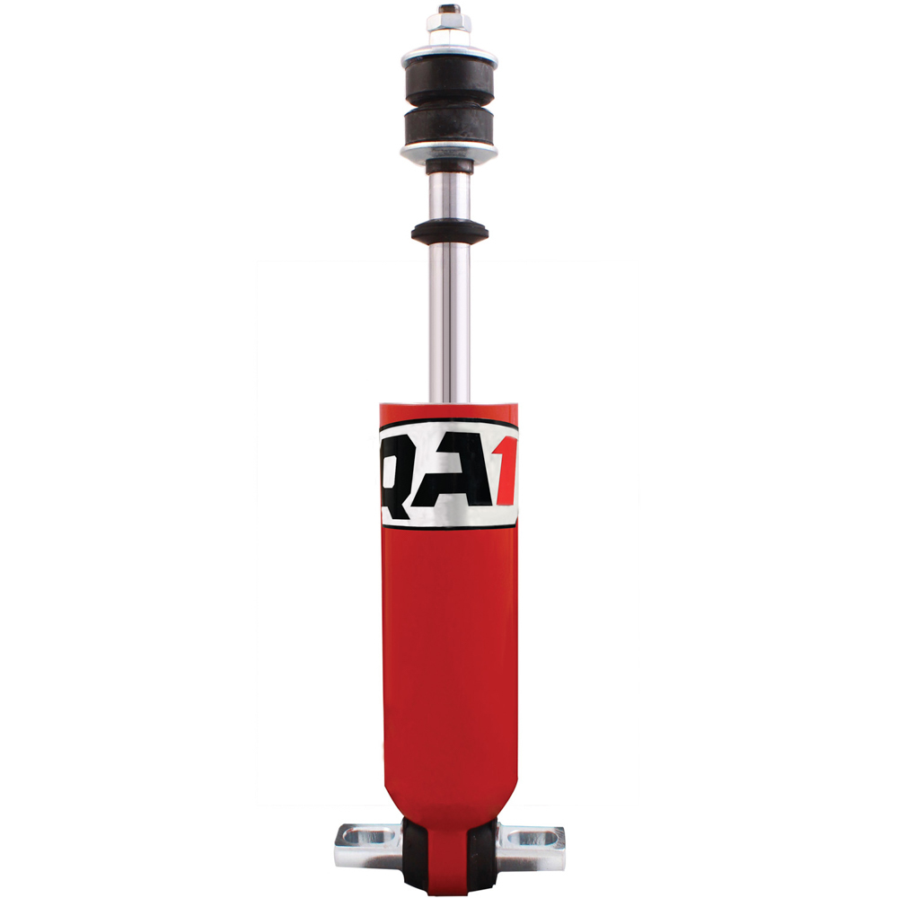 QA1 53934-8 Shock, 53 Series, Twintube, 8.63 in Compressed / 12.00 in Extended, 2.0625 in OD, 4-8 Valve, Steel, Red Paint, Each