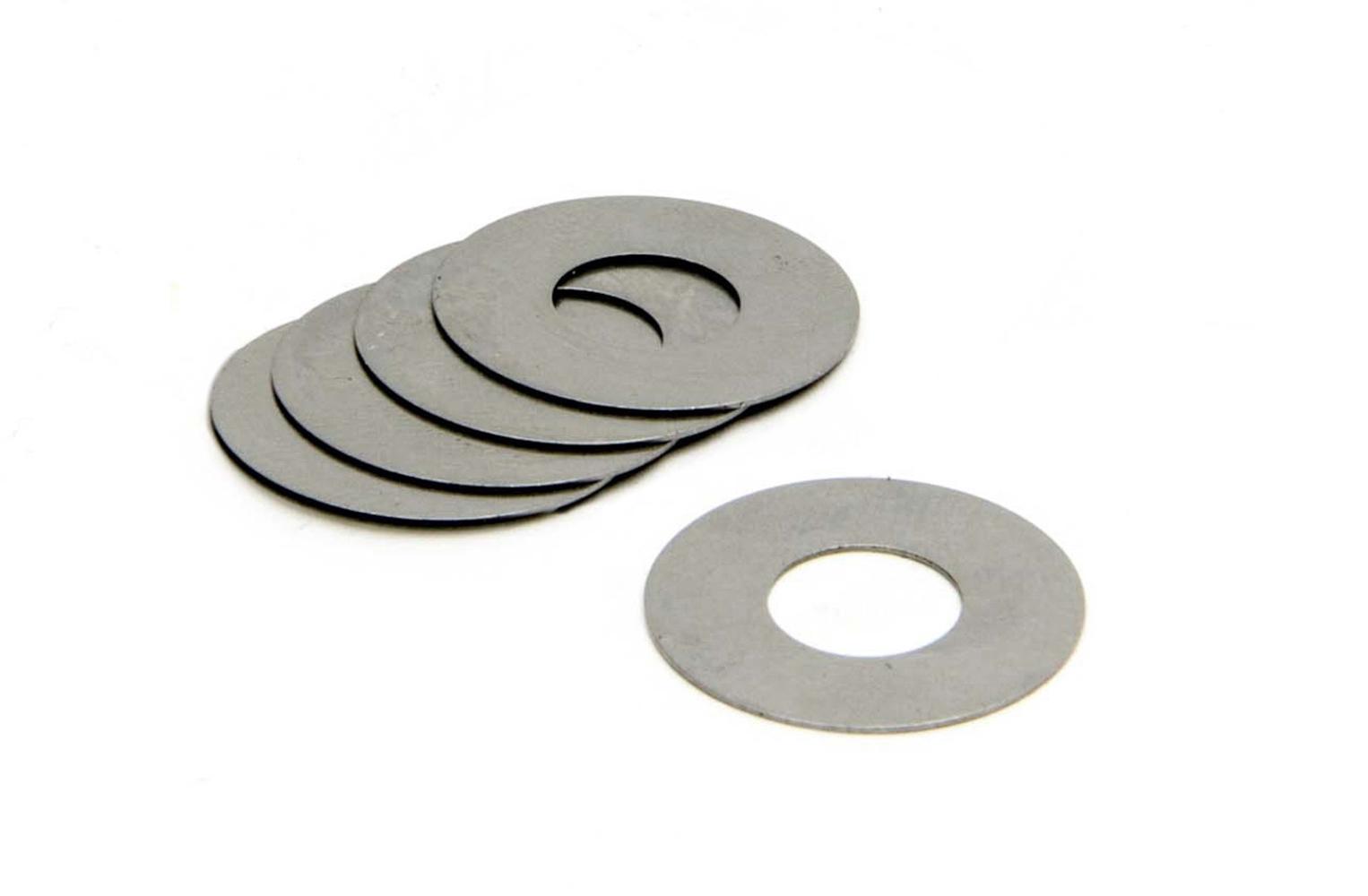 QA1 7855-183 Shock Valve, Disc, 1.300 x 0.006 in, Steel, QA1 Shocks, Set of 5