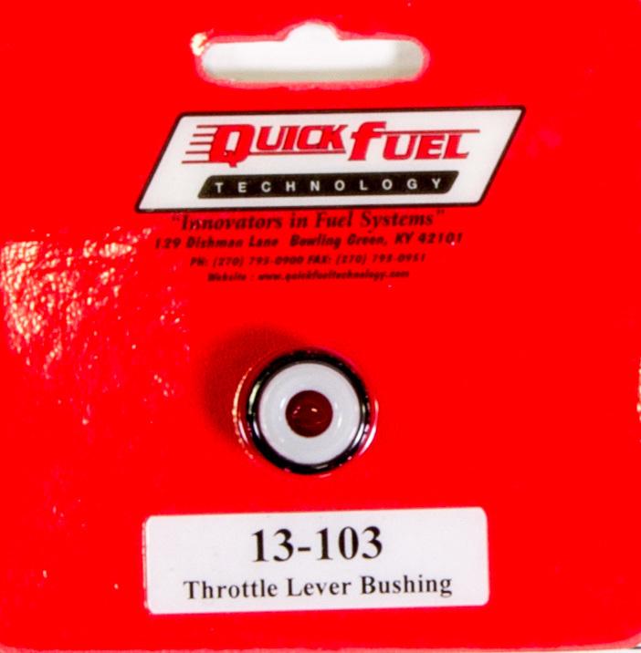 Throttle Lever Bushing & Grommet Kit