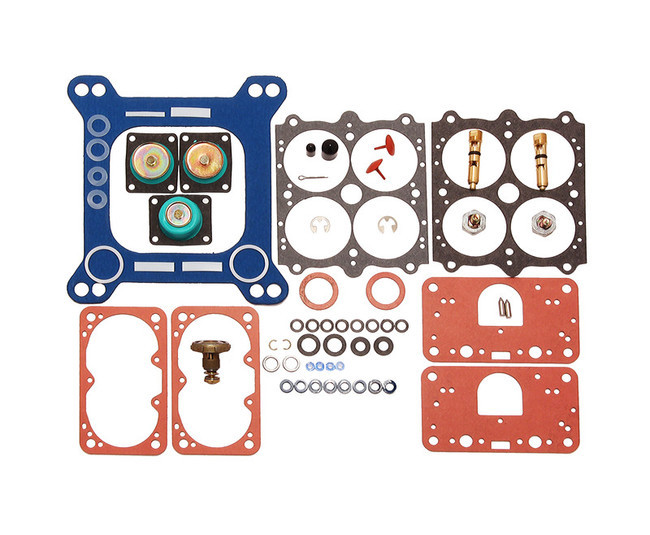 Quick Fuel 3-4150A Carburetor Rebuild Kit, Performance, Holley 4150 / Quick Fuel Carburetors, Alcohol / E85, Kit