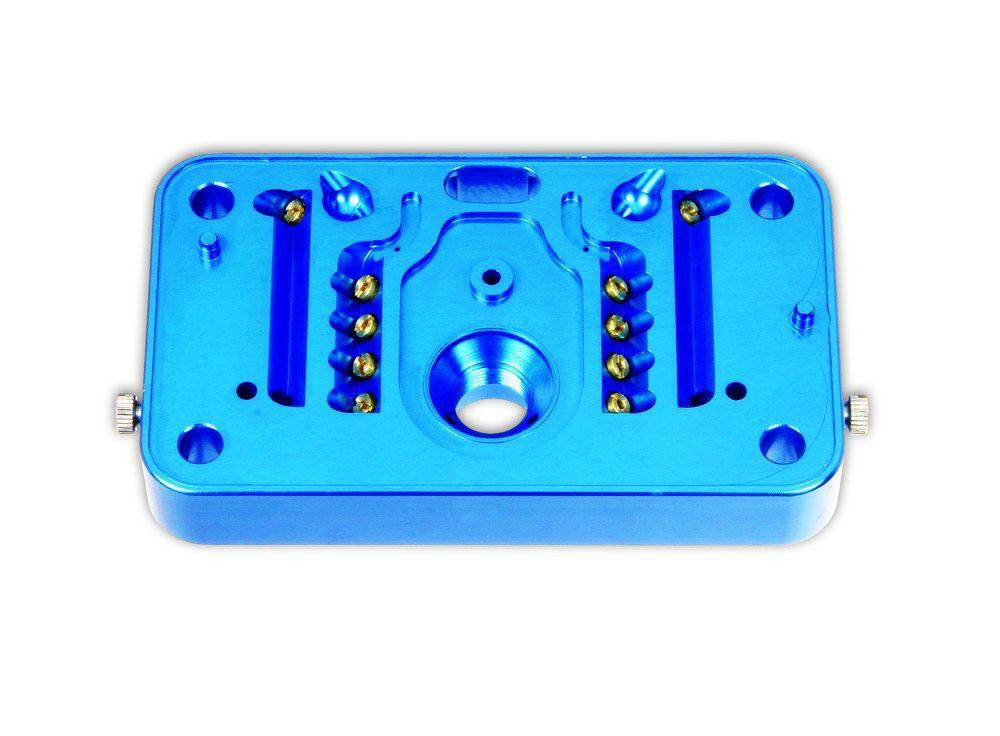 Proform 67150C Race-Oriented Calibration Billet Metering Block For Holley 4150