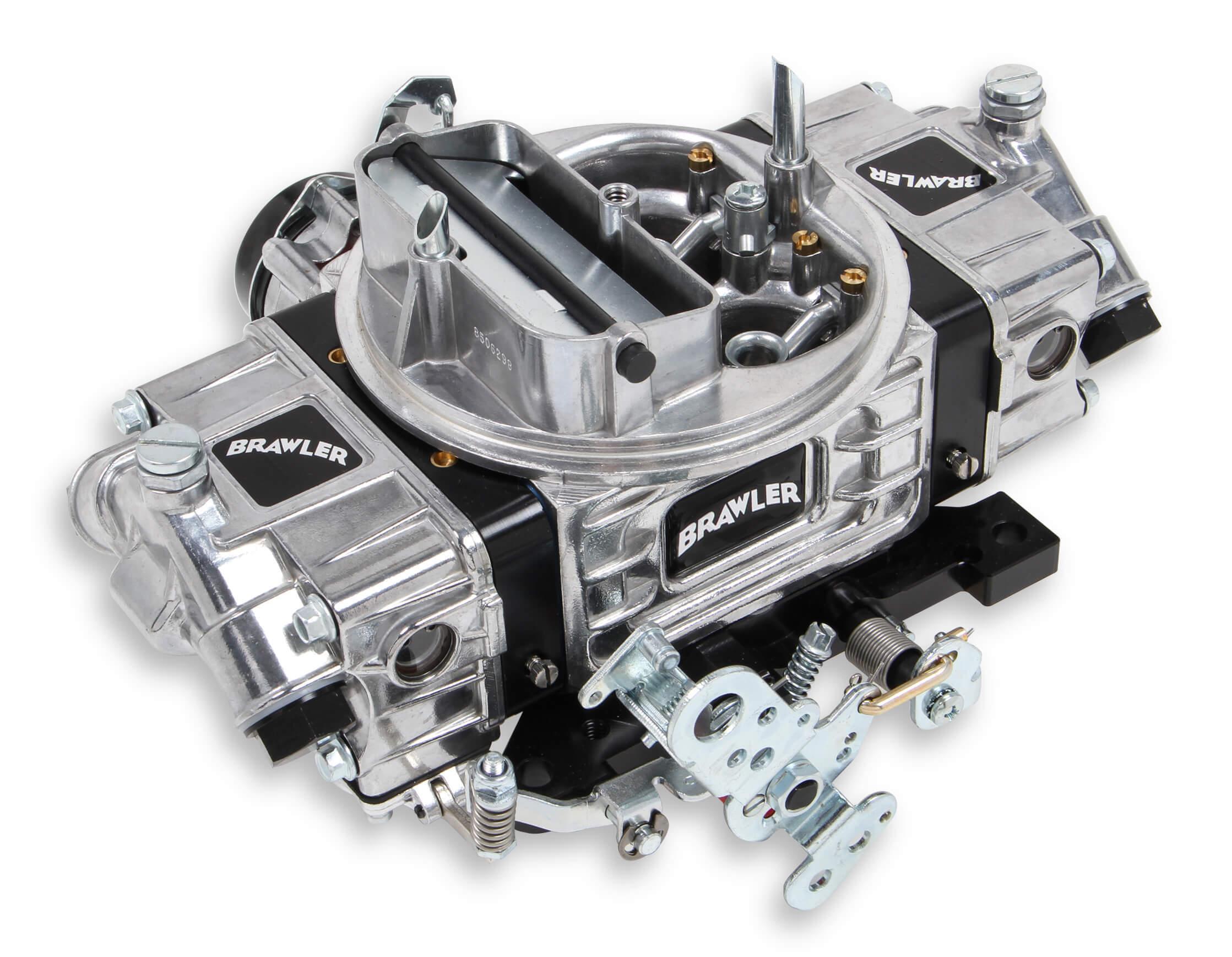 Quick Fuel BR-67211 Carburetor Brawler Street 600 CFM