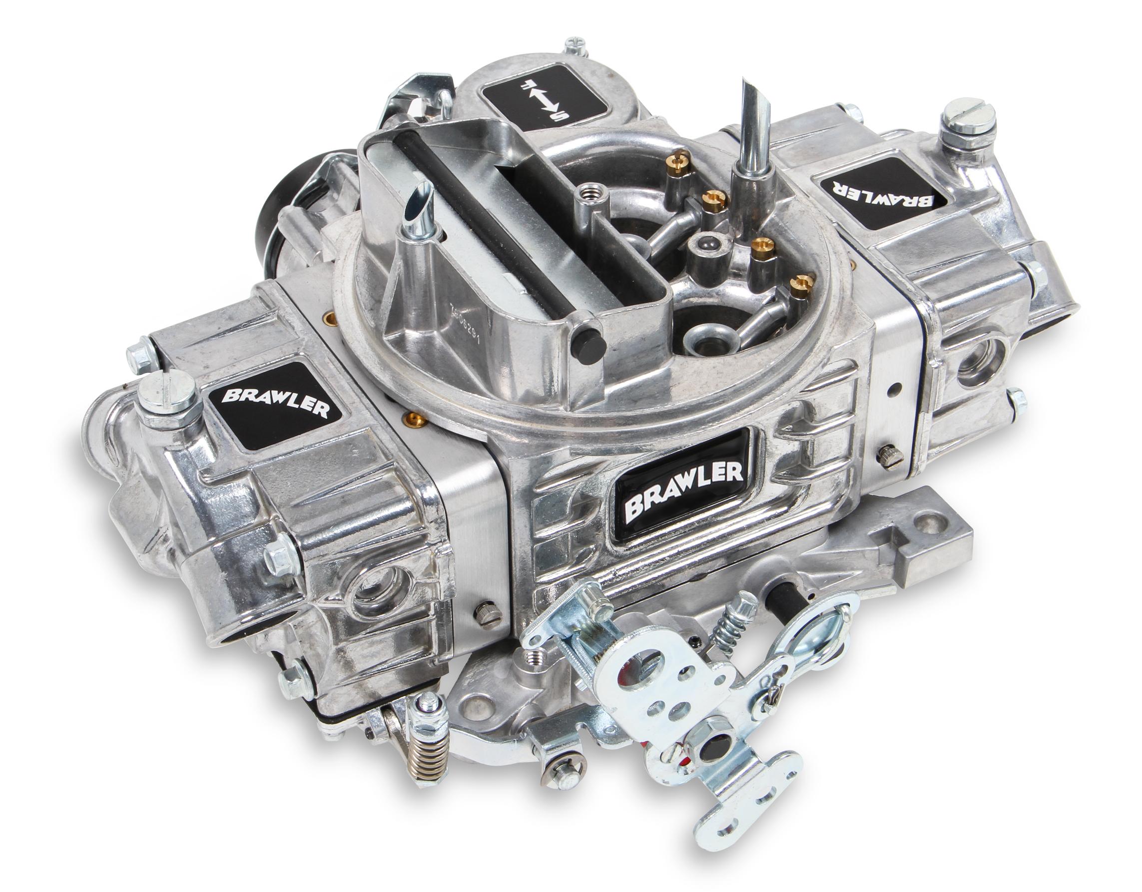 Quick Fuel BR-67256 Carburetor Brawler Diecast 670 CFM