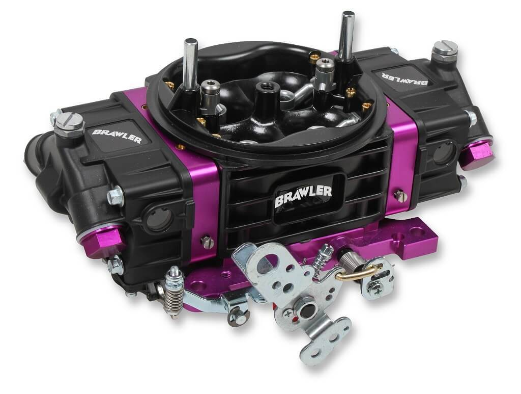 Quick Fuel BR-67302 Carburetor Brawler Q-Series 750 CFM