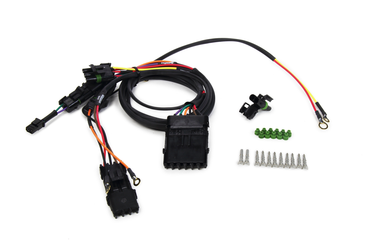 QuickCar 50-2033 Wiring Harness Modified Single Box Weatherpack