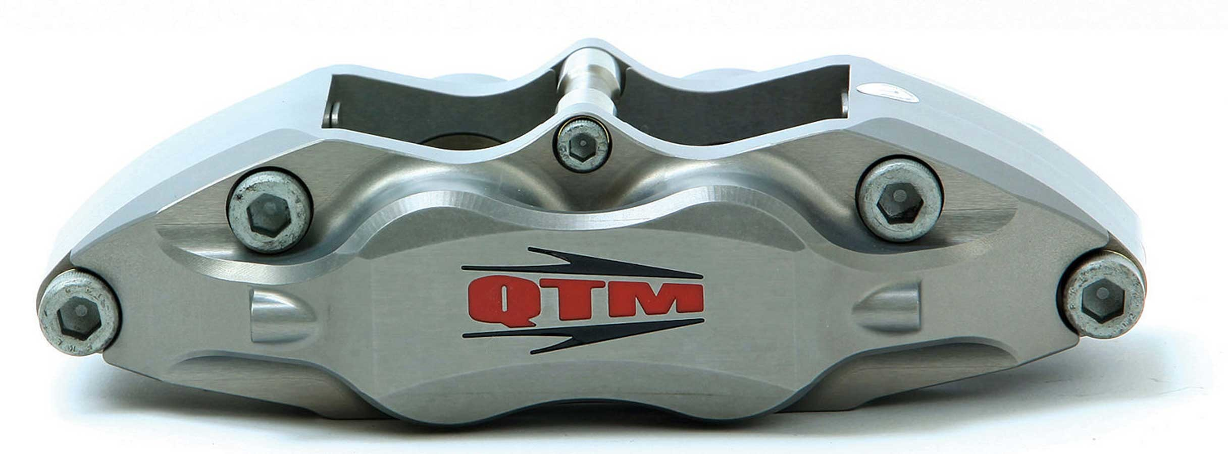 Brake Caliper Rear Inboard w/TI heat shield