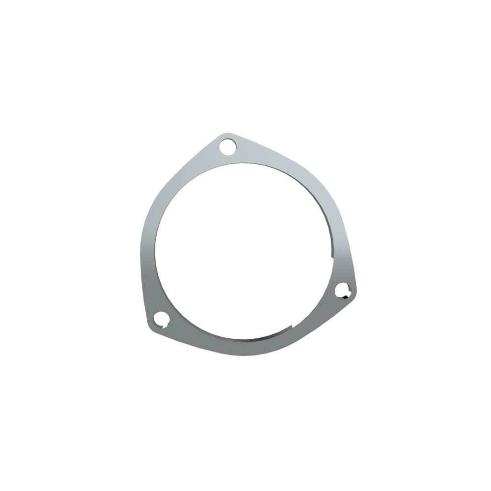 Quick Time Performance 10400G Collector Gasket, 4 in Diameter, 3-Bolt, Graphite, Each
