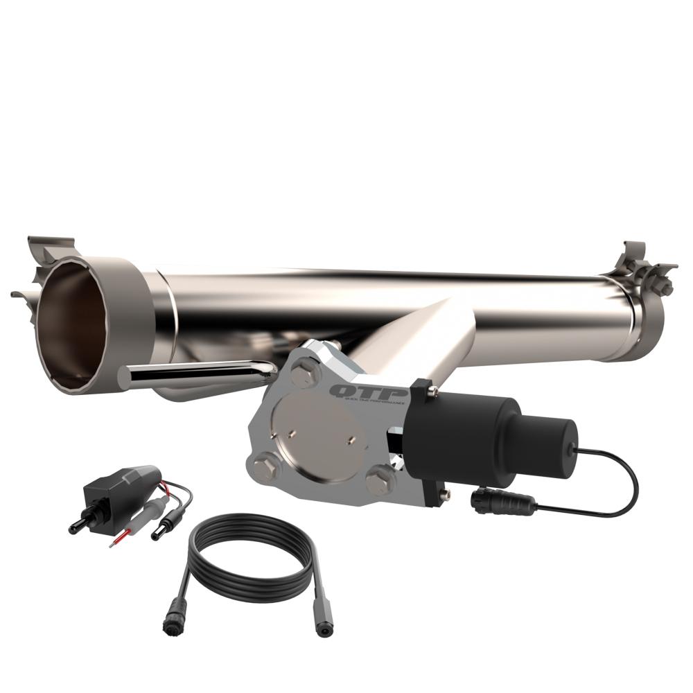 09-19  Ram/Dodge 1500 5. 7L Aggressor Cutout Pipe