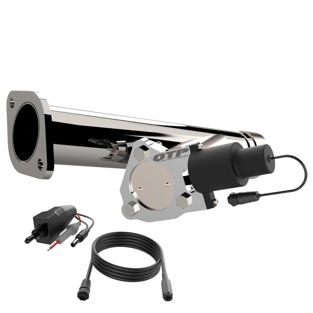19-  Ram 1500 5.7L Aggressor Cutout Pipe