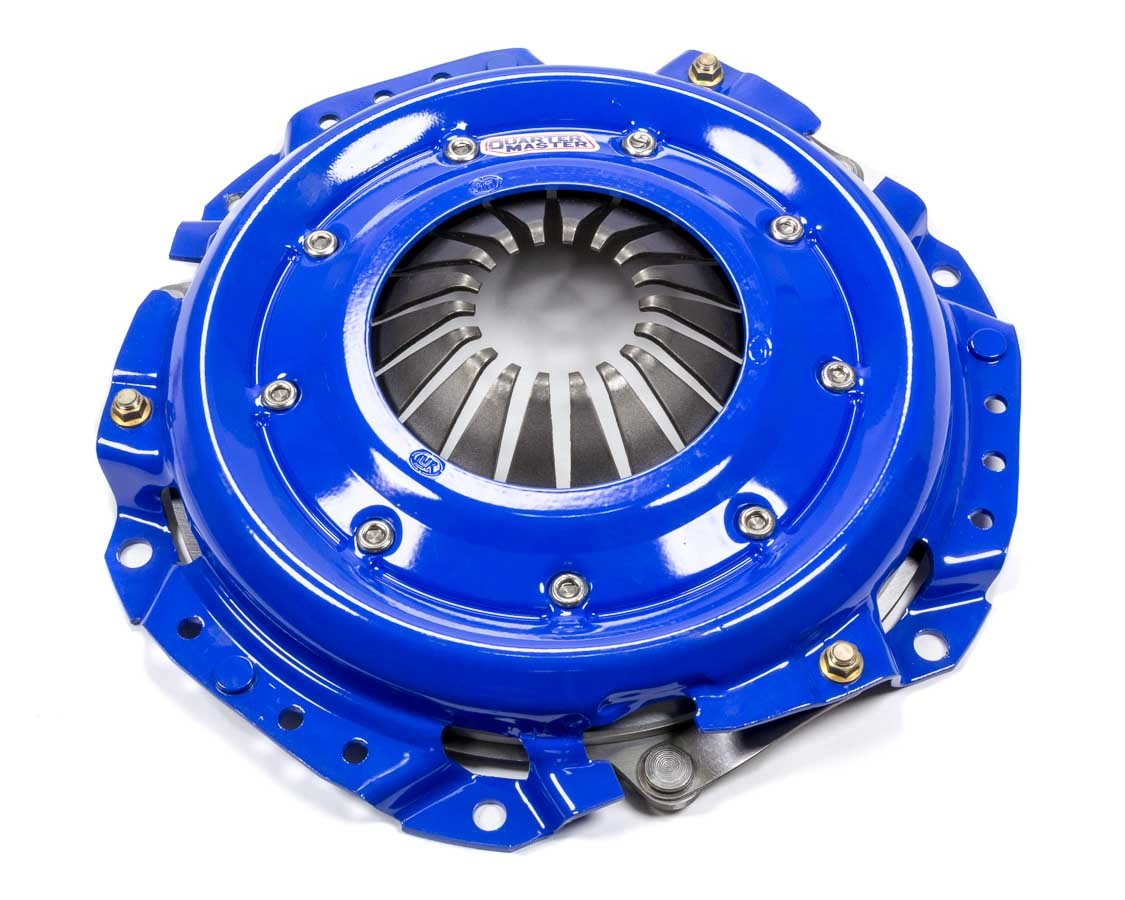 Quarter Master 101504 Clutch Cover Assembly, Street Stock, 10.4 in Diameter, Aluminum, Quarter Master Street Stock Clutches, Each