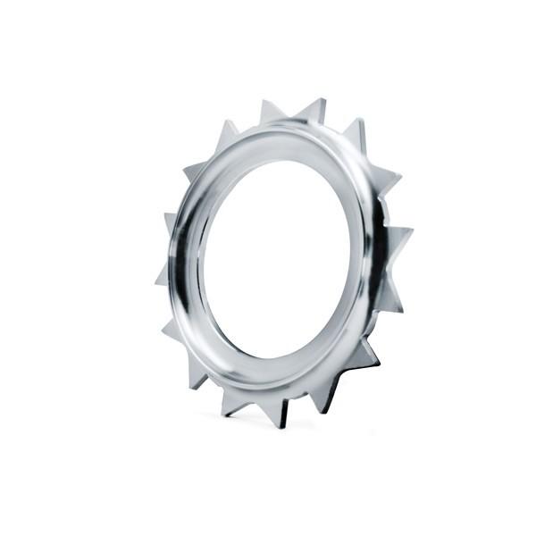 Quarter Master 105401 Clutch Pressure Plate, V-Drive, 5.5 in Diameter, Steel, Quarter Master V-Drive Clutches, Each