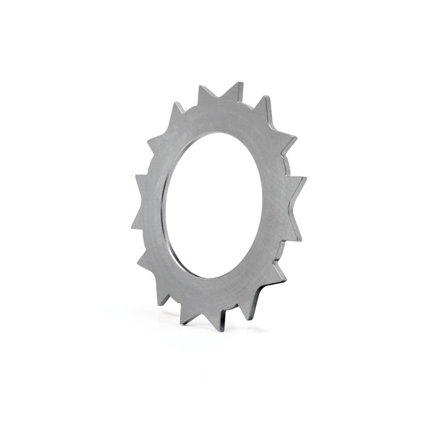Quarter Master 105406 Clutch Floater Plate, V-Drive, 5.5 in Diameter, Steel, Quarter Master V-Drive 5.5 in Clutches, Each