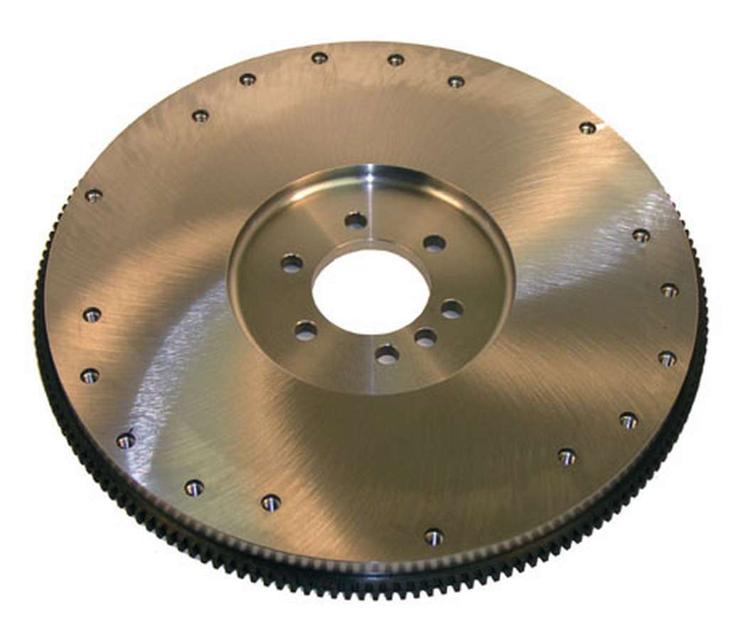 Ram Clutch 1501 Flywheel, True Balance, 168 Tooth, 33 lb, SFI 1.1, Steel, Internal Balance, Chevy V8, Each